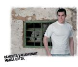 Camiseta Blanca ValueWeight